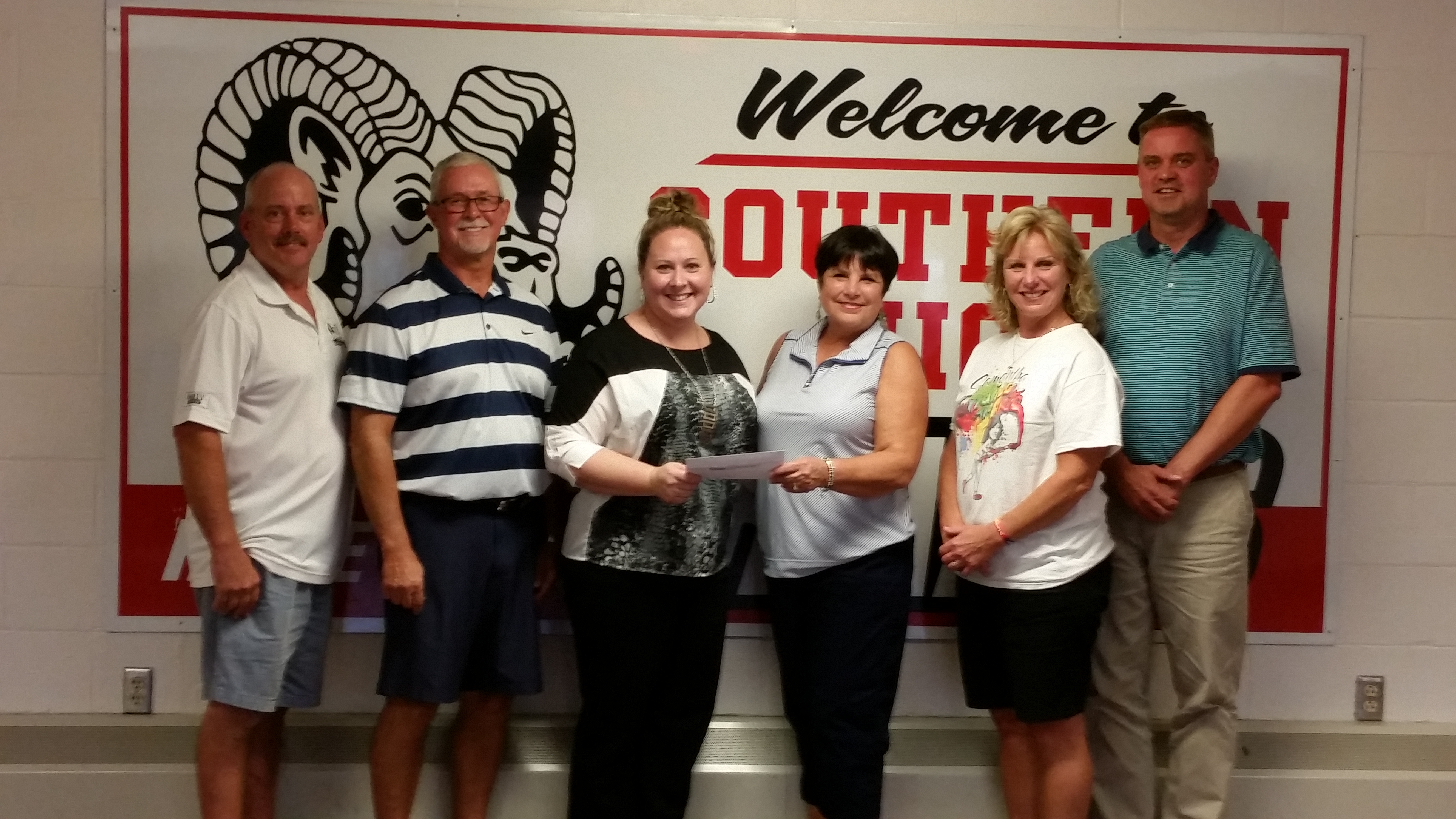 SGHS Bocce Ball Donation – 2016
