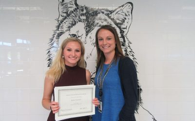 Haley Yommer – 2017 Woods Scholarship – NGHS