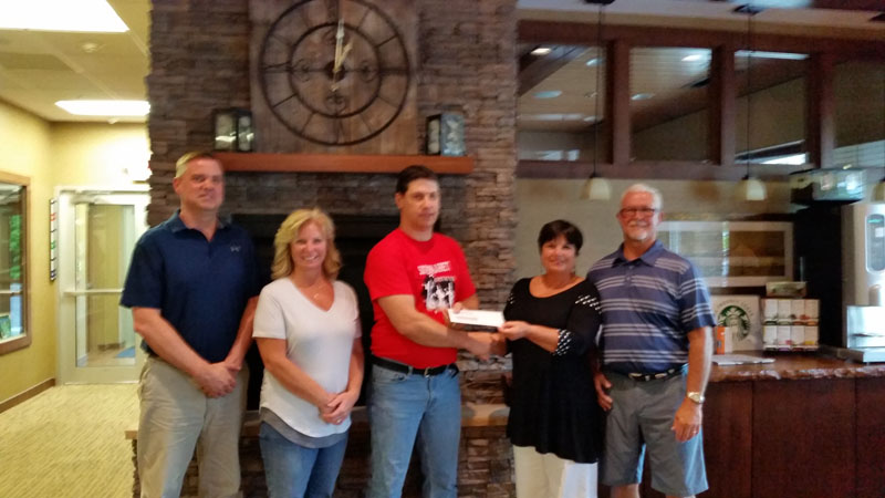 Southern Band Boosters Donation – 2017