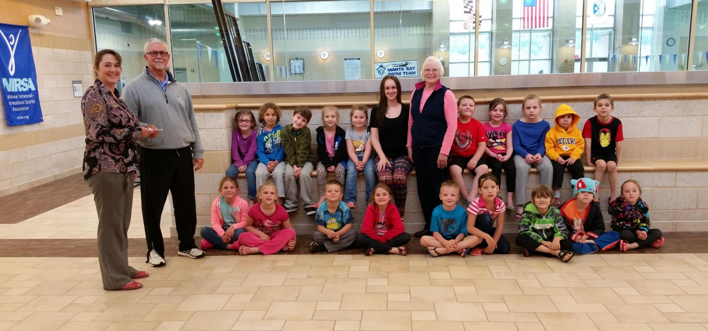 I Can Swim – Donation to help with Kindergarten students in Garrett Co. to learn water safety and water acclamation